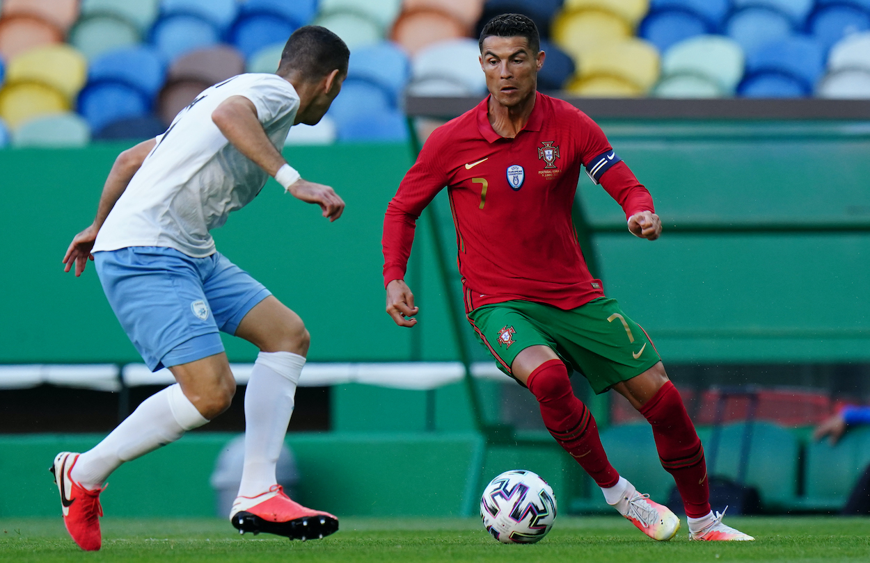 Cristiano Ronaldo-SPORT598體育新聞5583