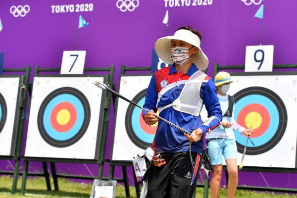 東京奧運-台灣射箭-雷千瑩止步64強-SPORT598體育新聞8321