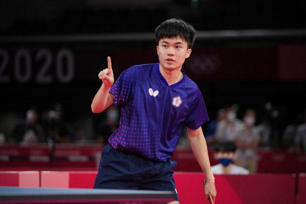 東京奧運-台灣桌球-林昀儒挑戰奪牌-SPORT598體育新聞8321