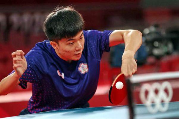 東京奧運-台灣桌球-林昀儒-晉4強-SPORT598體育新聞8321