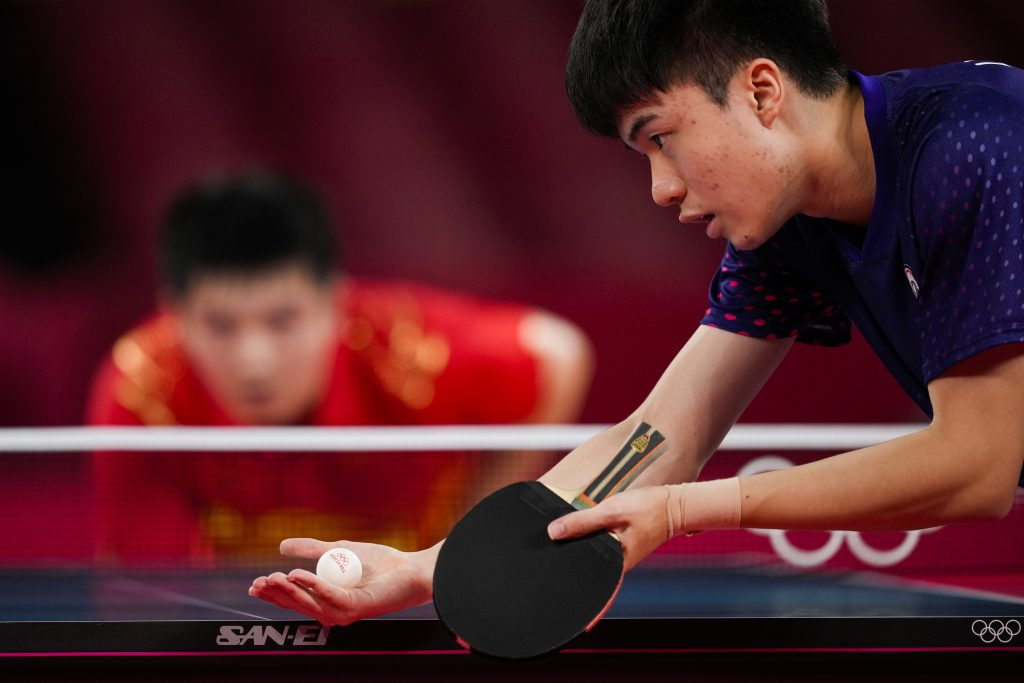 東京奧運-台灣桌球-林昀儒-樊振東2-SPORT598體育新聞3322