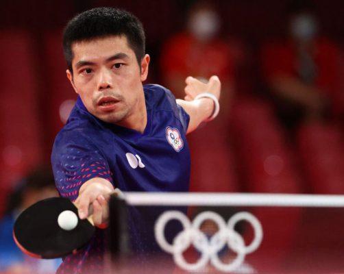 東京奧運-台灣桌球-莊智淵-中華隊-SPORT598體育新聞8321