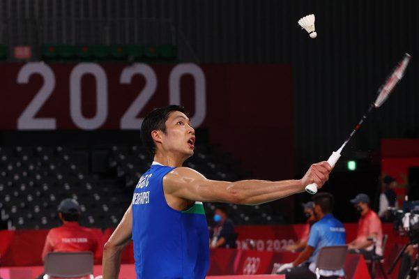 東京奧運-台灣羽球-周天成-晉8強-SPORT598體育新聞8321
