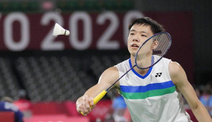 東京奧運-台灣羽球-王子維-晉16強-SPORT598體育新聞8321