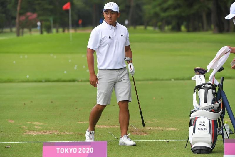 東京奧運-台灣高球-潘政琮74桿-SPORT598體育新聞3322