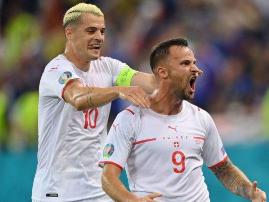 歐洲杯-瑞士晉級8強Haris-Seferovic-SPORT598體育新聞6632