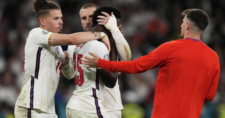 歐洲杯-英格蘭不敵義大利-亞軍England-national-football-team-SPORT598體育新聞4393
