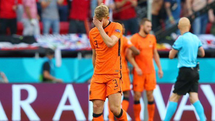 歐洲杯-荷蘭不敵捷克-Matthijs-de-Ligt-SPORT598體育新聞6632