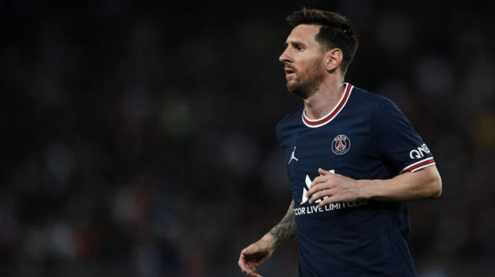 法甲 Lionel Messi-SPORT598體育新聞0928