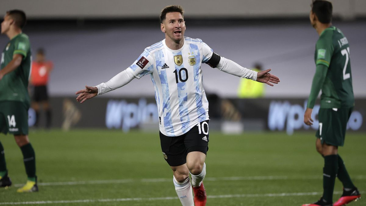 西甲-世界杯預賽-Lionel-Messi-sport體育新聞0911